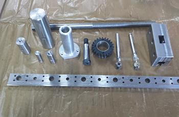Konstrukcijų ir įrengimų gamyba pagal individualius užsakymus